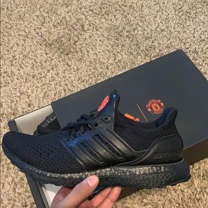 Ultraboost x Manchester United FC Collab